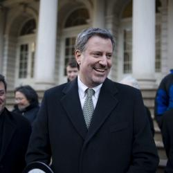 Poll: De Blasio Opens Huge Lead in NY Mayor's Race