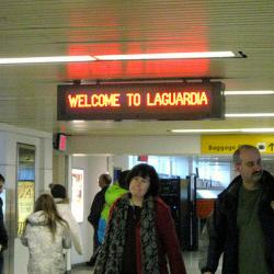 LaGuardia Gets a Redesign