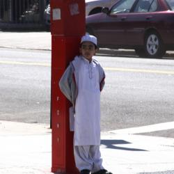 Muslims and Middle Easterners in New York