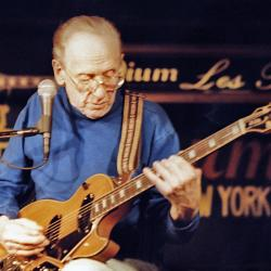 Foundation Wants to Honor Guitar Great Les Paul with a Stamp