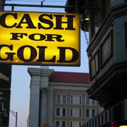 """New Jersey Cracks Down on """"Cash for Gold"""" Shops"""