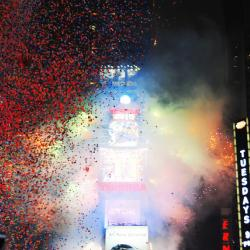 A History of New Years Eve in Times Square