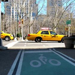 Before Bike-Share Launch, Watchful Eyes Deployed to Busy Intersections