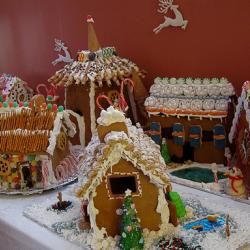 NYC Gingerbread Village Could Top World Records