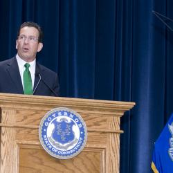 Conn. Governor Holding Series of Community Forums