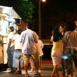 Rutgers' Grease Trucks Displaced