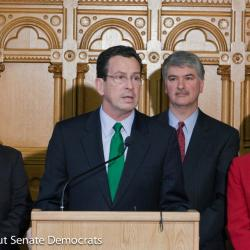 CT. Governor Reveals 2-year Budget Proposal
