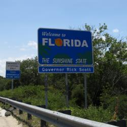 Florida Surpasses NY in Population