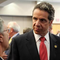 Cuomo: Rail Strike Would Hold Commuters Hostage