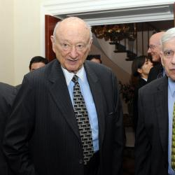 Thousands to Gather for Former NYC Mayor Ed Koch's Funeral
