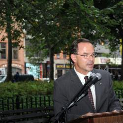 An Interview with NYC's Parks Commissioner