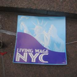Bloomberg Sues City Council over Wage Bills