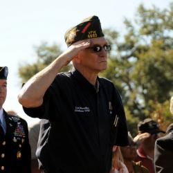 Vets Belatedly Honored in New York City