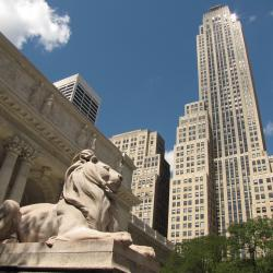 NY library shelves revamp; won't move 1M books