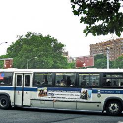 """""""MTA Bus Time """" Tracks Your Ride"""