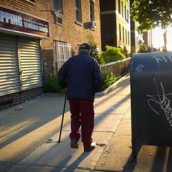 New Report Reveals Large Senior Immigrant Population in the Big Apple