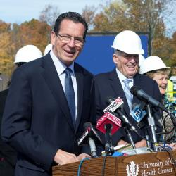 Malloy to Deliver Budget Address to Connecticut Lawmakers