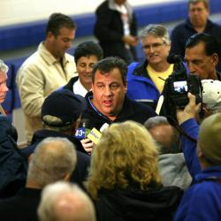 Christie Re-elected By Huge Margin, Poised for 2016