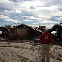 Red Cross Funds for Sandy Aid Still Unspent