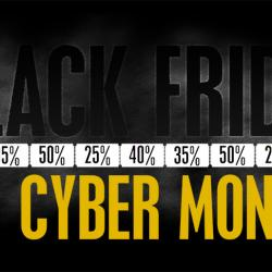 Cyber Monday or Cyber Month?