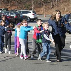 The Latest on Connecticut School Shooting