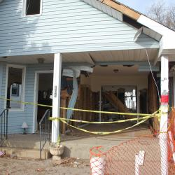 Amid Sandy Clean-Up, City Launches Housing Recovery Program With Aid Money
