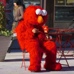 Some NYC Officials Want to Cut Down on Evil Elmos