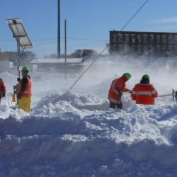 Conn. Towns Getting Help with Snow Removal