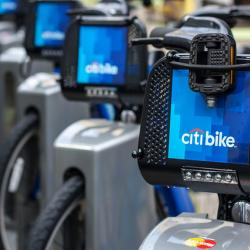 CitiBikes Tested for the First Time During NYC Storm
