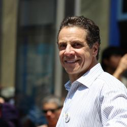 Poll Shows NY Gov with Ratings Boost