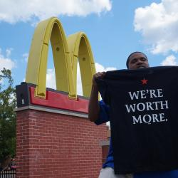 Nationwide Fast Food Protests Begin Today