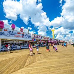 While Boardwalk Cleanup Continues, Christie Looks Ahead