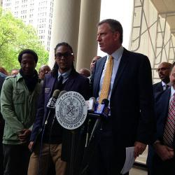 NYC Mayor's State of City Speech to Focus on Housing Plan