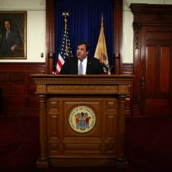 NJ Governor's State of the State Speech Set for Today