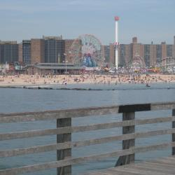 Coney Island Amusement Park Opens With New Rides