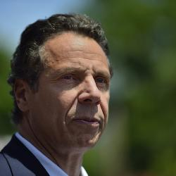 Cuomo Reacts to Killing of NYPD Officers