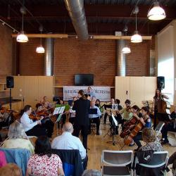 """""""Really Terrible Orchestra"""" Making Noise in Westchester"""