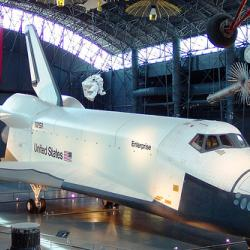 Space Shuttle Enterprise Heads to New York