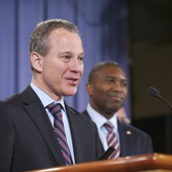NY Attorney Outlines Focus For Next Term