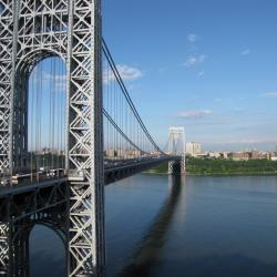 Fence Aims to Curb Near Record GW Bridge Suicides