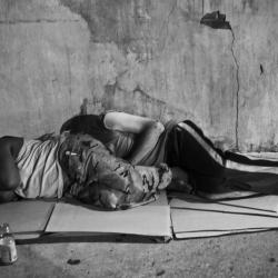 Strike a Chord:  Helping the Homeless Find Shelter