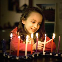 Saturday Schools and Hanukkah Stories