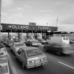 Holland Tunnel To Close for Drill