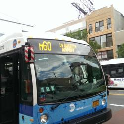 New Select Service M60 Bus Line Launches