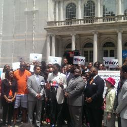 New York Officials Launch National Network to Combat Gun Violence
