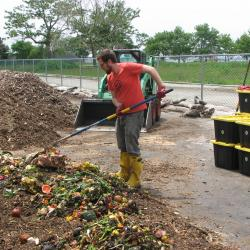 NYC Officials, Environmental Group Announce a Milestone Accomplishment with Composting