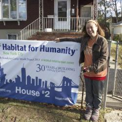 One Year After Sandy, Staten Island Resident Home at Last