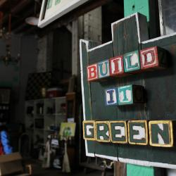 Strike a Chord: Build it Green's Warehouses Give Salvaged Materials a Second Life