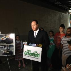 Brooklyn Officials and Community Leaders Call for Cleaner Streets