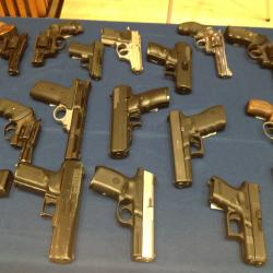 NYPD Seizes Over 250 Illegal Guns in Historic Bust